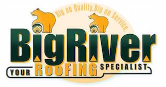 Big River Roofing Retina Logo